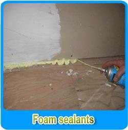Foam Sealants