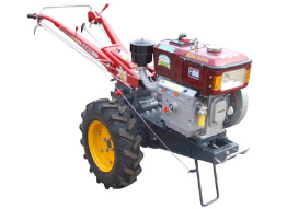 12 HP Hand Walking Tractor