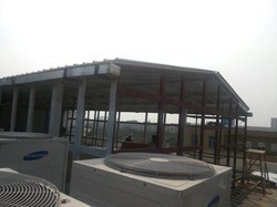 Industrial Pre Engineered Building in   Gidc