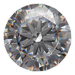 Round Polish Diamond