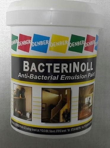 Bacterinol Bio Antibacterial Wall Paint in   Brussel St.