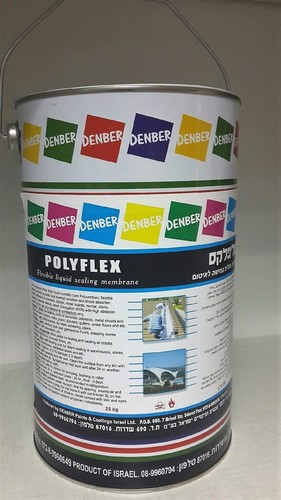 Thermoseal Polyflex in   Brussel St.