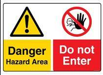 Factory Safety Sign Board