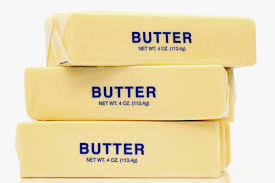 Natural Pure Unsalted Butter 82% Fat