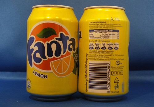 Mango Soft Drinks