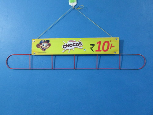 Promotional Snacks Display Hanger