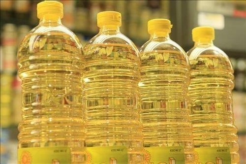 Pure Refined Soybean Oil in   Sarapee