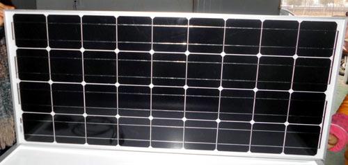 100W Monocrystalline Solar Panels