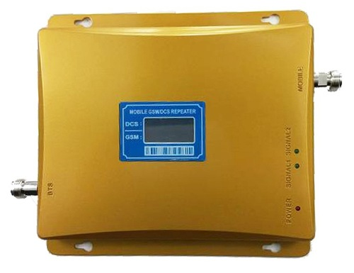 Dual Band 900 And 1800mhz Medium Power (Golden) in  Kailash Colony