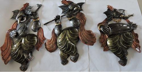 Musical Ganesha Decorative Wall Hangings