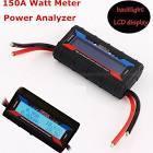 150a Watt Meter Power Analyzer
