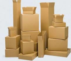 Corrugated Cardboard Boxes in  Jeedimetla