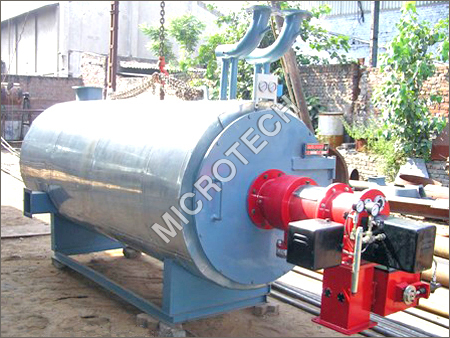 Gas Fired Thermic Fluid Heater in  Kathwada