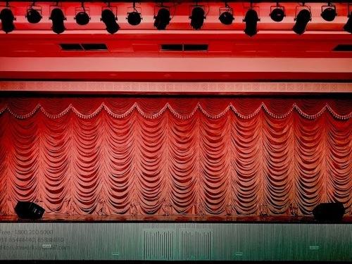 Exclusive Auditorium Stage Curtains in  Bhagirath Palace