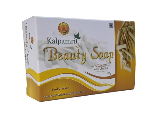Kalpamrit Beauty Soap With Sandal in   Jagjeetpur
