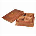 Brown Wooden Jewellery Box in   Anand Nagar
