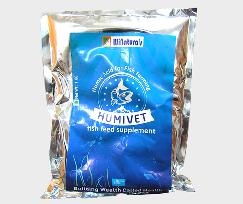 Humivet Fish Feed Supplement