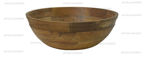 Exclusive Wooden Serving Bowls in  Lakdi Fazalpur