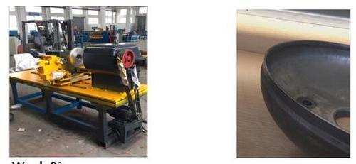Pressurized Solar Water Heater Inner Tank Cover Making Machine