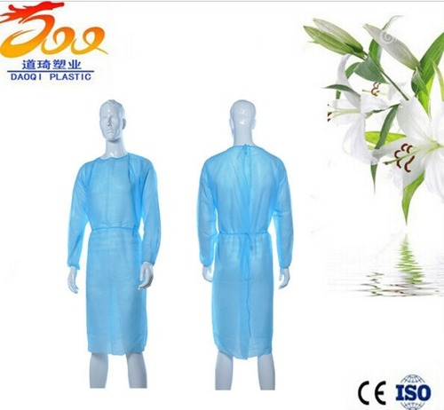 Hubei Disposable Nonwoven Surgical Isolation Gowns