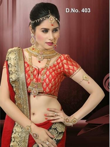 Bridal Jewelery Set in  Sheikh Memon St.-Zaveri Bazar