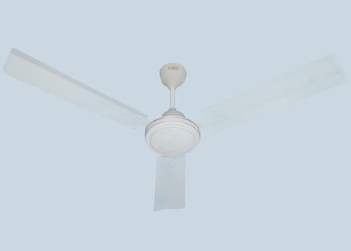 High-Flow Mat Brown Ceiling Fan  in  Gota