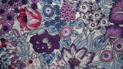 Exclusive Flower Print Cotton Fabrics