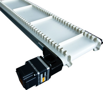 Cleated Conveyor Belt in  Malad (E)