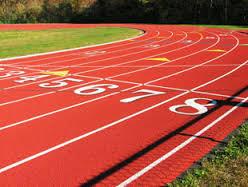 Ssg Spray Rubber Running Track