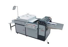 Manual Uv Coater Machine