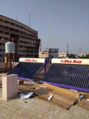 Industrial FRP Solar Water Heaters in  150 Feet Ring Road