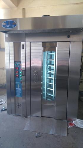 Bakery Rotary Rack Ovens