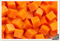 Frozen Orange Carrot in   District Nainital