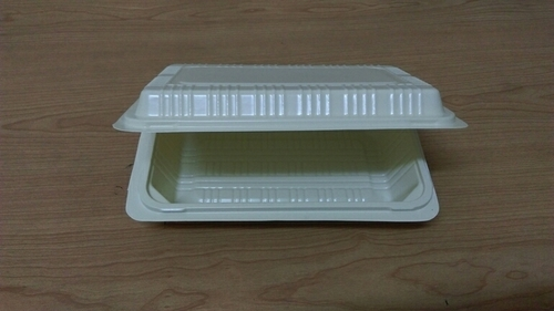 Disposable Clamshell