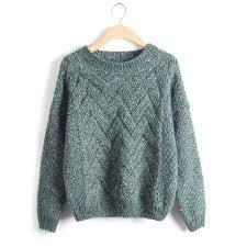 Ladies Woolen Pullover