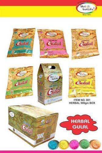 Herbal Gulal in   Timber Market