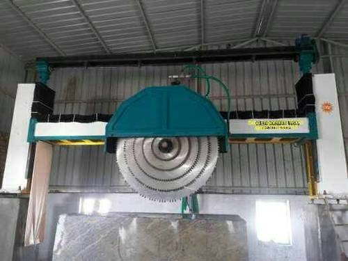 Single Blade Granite Cutting Machine