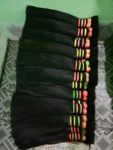 Exclusive Double Drawn Human Hair