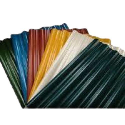 Designer Industrial Green Fiber Sheet in  A-Sector (Sanwer)