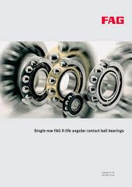 FAG Brand Ball Bearings