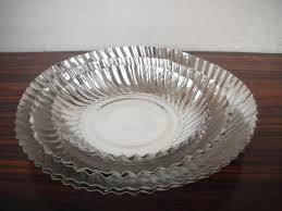 Round Shape Paper Plate