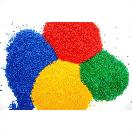 Recycled Color PP Granules in  Ranholla Village