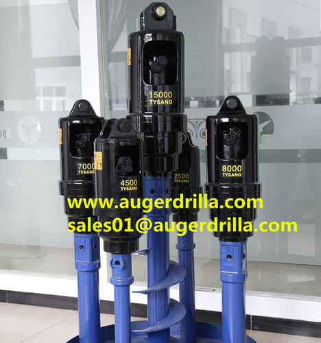 4500nm Earth Augers
