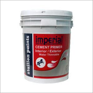 Cement Primer