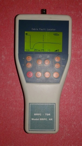 Coax Fault Locator : Tdr cable fault locator in hyderabad telangana the isrc