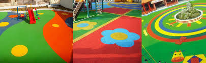 EPDM Rubber Flooring in  Khatipura Road