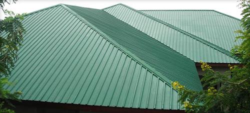 Mist Green Roofing Sheets in  Bowenpally