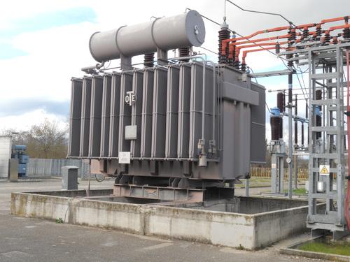 Distribution Transformer Tank