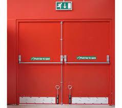 Double Shutter Fire Door in  Vatva Phase-I