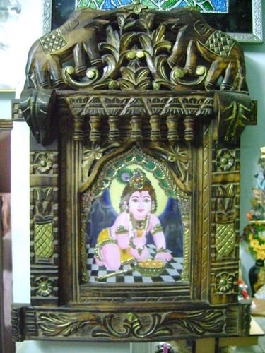 3D Jharokha Wooden Painting  in  11-Sector - Rohini